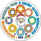 I Mistrzostwa Polski w Kręceniu Bączkiem Matematycznym PIRUET